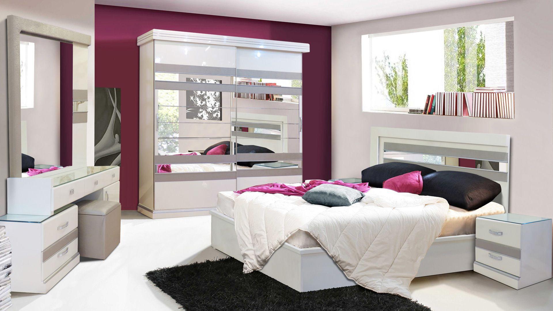 غرف النوم المودرن