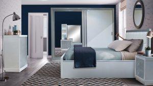 غرف نوم مودرن كاملة