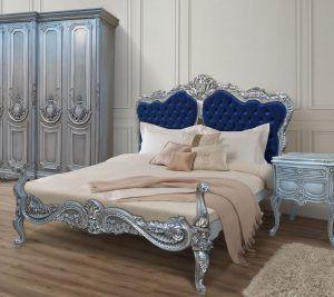 طاووس غرفة نوم كلاسيكية