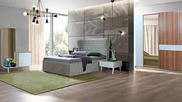 أوميجا غرفة نوم مودرن