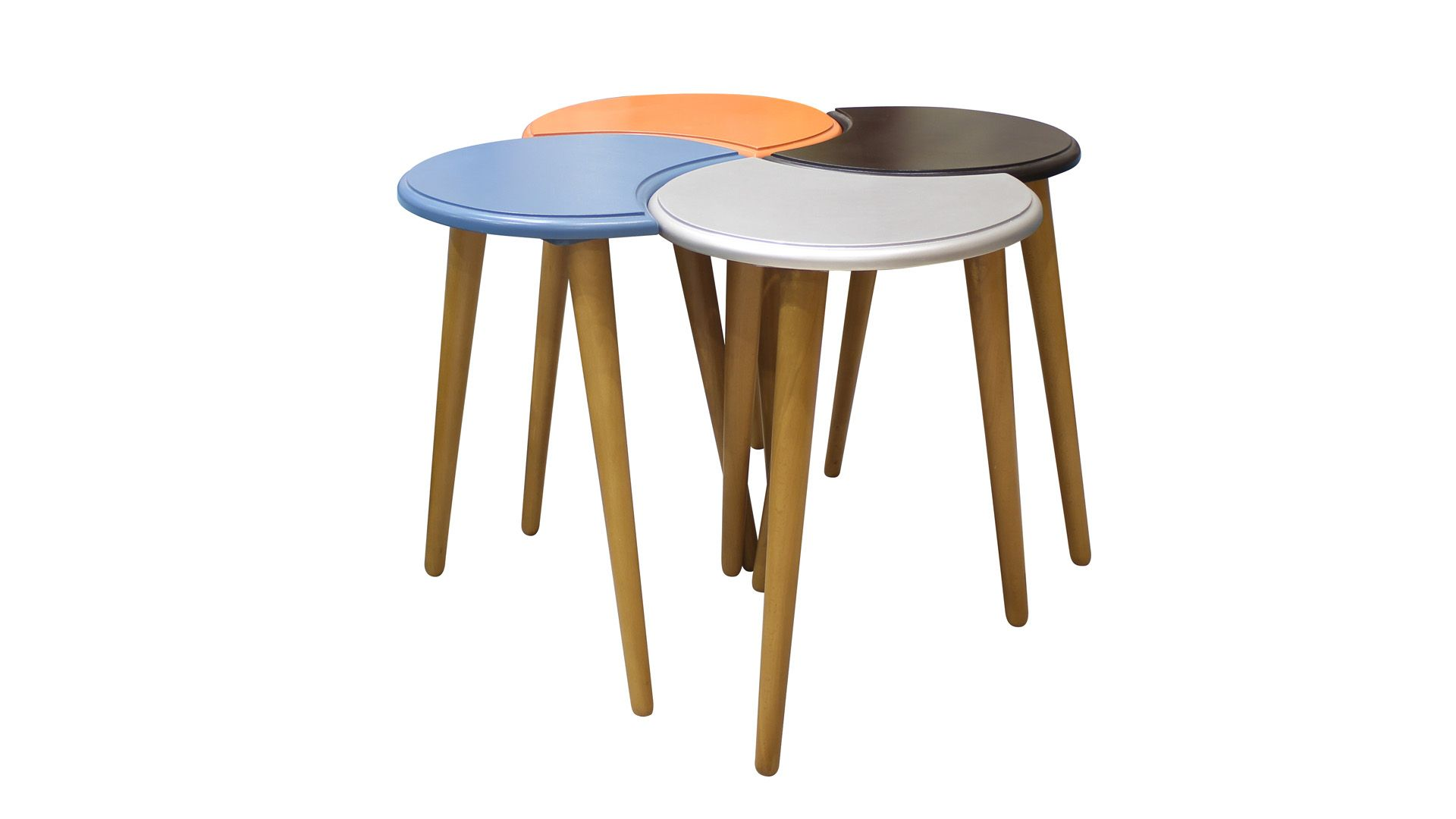 Colorful Tables Set
